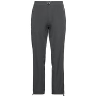 Pantaloni Fli, odlo graphite grey, large