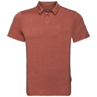 CERAMIWOOL Poloshirt, chili oil, large