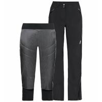 Set long ORBIT Pants, black, large