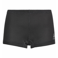 Women's ACTIVE CUBIC LIGHT Sports Underwear Panty 2 Pack, black - black, large