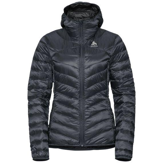 Jacket Hoody Air COCOON, black, large
