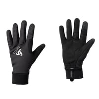 Gloves WINDPROOF Warm, black, large