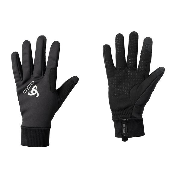 Gloves WINDPROOF Warm, black, large