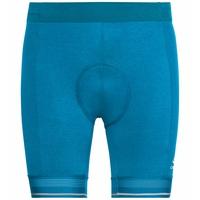 Men's ZEROWEIGHT Cycling Shorts, mykonos blue, large