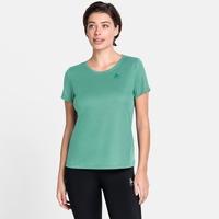 Damen F-DRY T-Shirt, creme de menthe, large