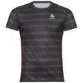 BL TOP CERAMICOOL Blackcomb, odlo graphite grey - AOP SS19, large