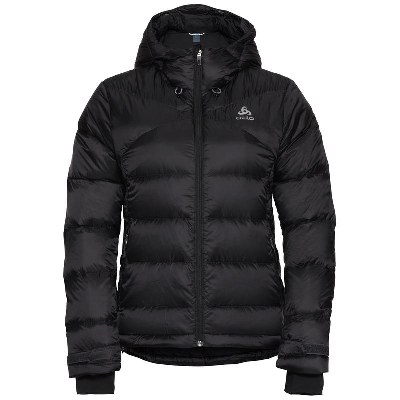 Gefütterte Damen COCOON N-THERMIC WARM Jacke, black, large