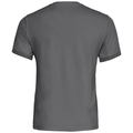 BL TOP Crew neck s/s NIKKO F-DRY, odlo steel grey, large