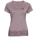 CONCORD Baselayer T-Shirt, quail - leaves on waist print SS19, large