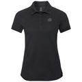 Polo manches courtes IRINA, black, large