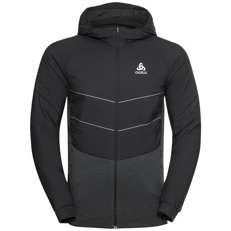Run Easy S-Thermic Laufjacke, black, large