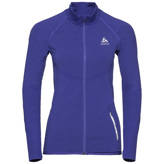 Women's VELOCITY Jacket, clematis blue, large