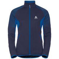 Jacket STRYN PRINT, peacoat - lapis blue, large