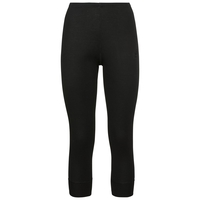 Pantaloni Base Layer a 3/4 ACTIVE WARM da donna, black, large