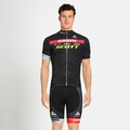 Stand-up collar s/s full zip SCOTT SRAM RACING REPLICA, SCOTT SRAM 2020, large