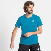 Herren MILLENNIUM ELEMENT T-Shirt, tumultuous sea melange, large