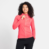 Women's FLI LIGHT Full-Zip Midlayer, siesta, large