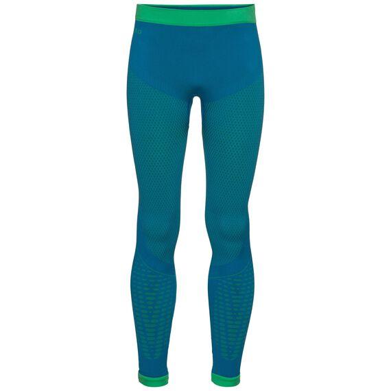 EVOLUTION WARM baselayer pants, peacoat - lapis blue, large