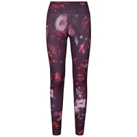 Basislaag Lange broek ELEMENT Light AOP, plum perfect - flower AOP SS19, large