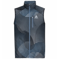 Men's ZEROWEIGHT AOP Vest, china blue - AOP SS20, large