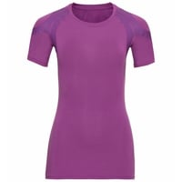 ACTIVE SPINE LIGHT-basislaag-T-shirt voor dames, hyacinth violet, large