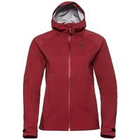 Jacket ATMOOS, red dahlia, large