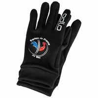 Gloves STRETCHFLEECE LINER WARM FAN, black, large