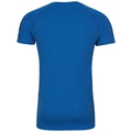 SUW TOP ACTIVE F-DRY LIGHT LOGO, energy blue, large