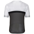ZEROWEIGHT CERAMICOOL PRO Radtrikot, white - odlo graphite grey, large
