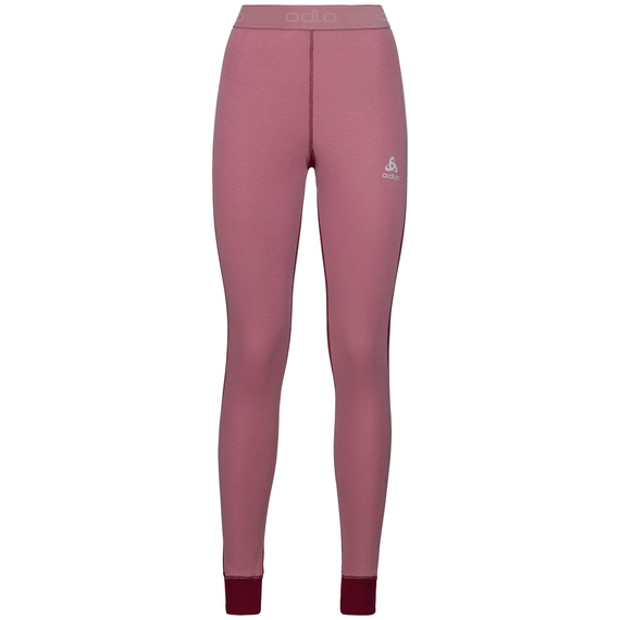 SVS Bas pantalon active Revelstoke Warm, rumba red - mesa rose, large
