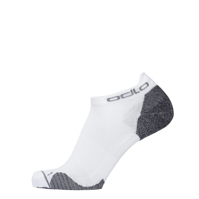 Chaussettes basses CERAMICOOL, white, large