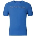 T-shirt s/s crew neck SIGNO LO, turkish sea, large