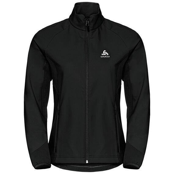 Jacket softshell NORDSETER, black, large