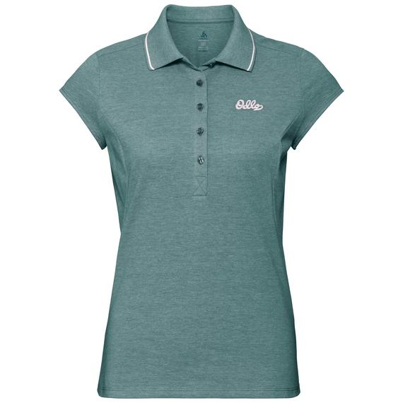 Damen KUMANO Poloshirt, bayou melange, large