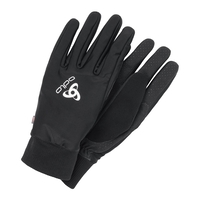 Gants de ski ELEMENT WARM, black, large