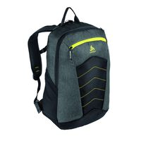 Backpack ACTIVE, odlo graphite grey - safety yellow, large
