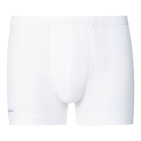 Boxer CUBIC, white, large