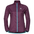 LTTL running Jacket women, pickled beet, large