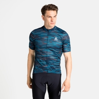 The Essential Print jersey, deep dive, large