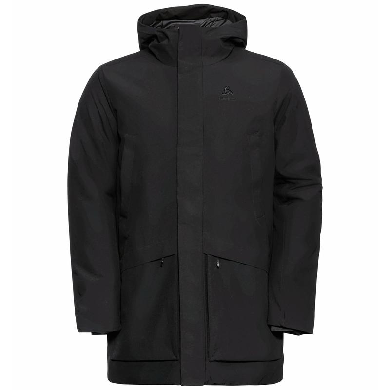 Halden S-Thermic Parka, black, large