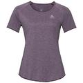 MILLENNIUM ELEMENT T-Shirt, plum perfect melange, large