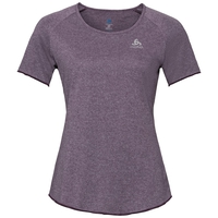 MILLENNIUM ELEMENT T-Shirt, plum perfect melange, large