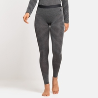 Women's KINSHIP LIGHT Base Layer Bottoms, grey melange, large