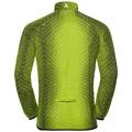 Jacket OMNIUS Light, acid lime - AOP SS18, large
