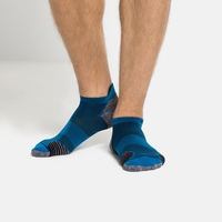 Chaussettes basses CERAMICOOL, mykonos blue, large