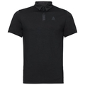 Polo de manga corta SHELBY, black, large