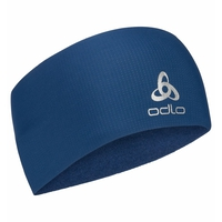 MOVE LIGHT Headband, estate blue, large