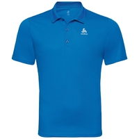 Polo shirt s/s TIMO, directoire blue, large