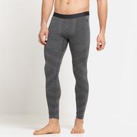 Men's KINSHIP LIGHT Base Layer Bottoms, grey melange, large