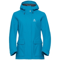 Jacke HOLMENKOLLEN, blue jewel, large